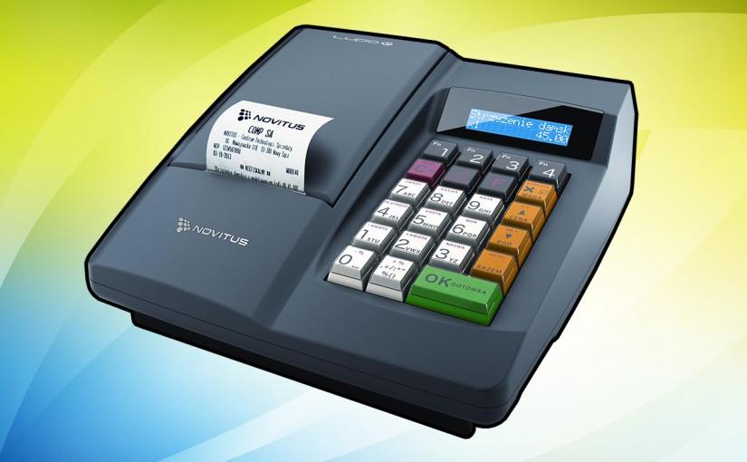 1 krok – instalacja kasy fiskalnej