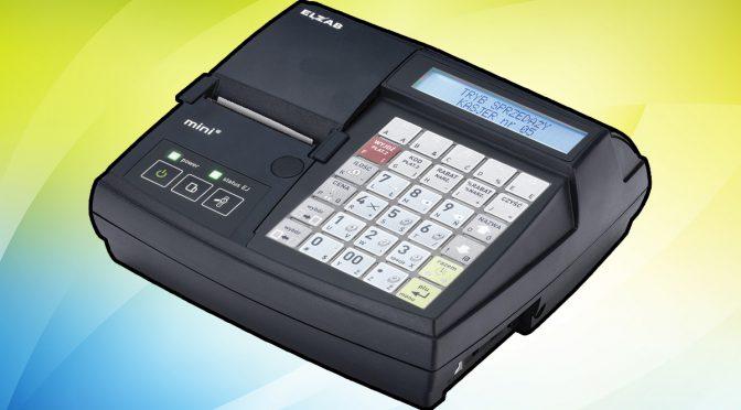 Elzab Mini E - kasa rejestrująca