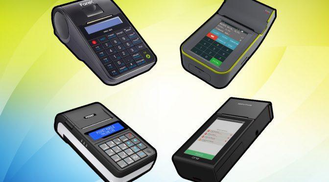 Mobilne kasy fiskalne w wersji online – 4 modele popularnych marek