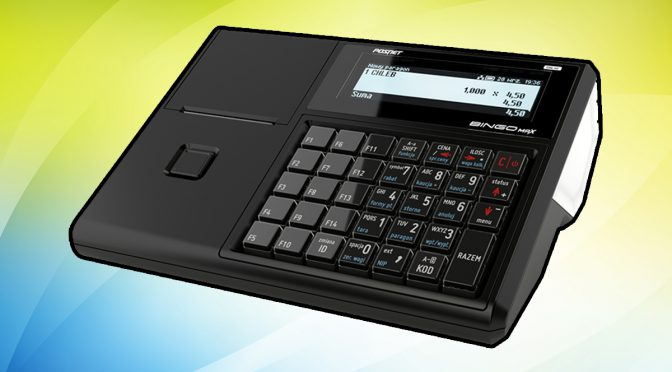 Bingo Max Online – na co stać nową kasę fiskalną od Posnet?